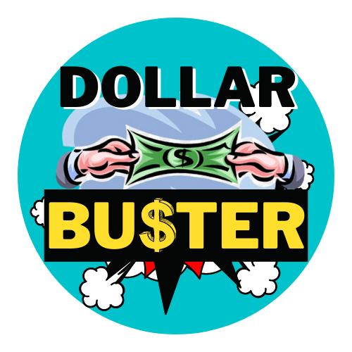Dollar Buster Logo