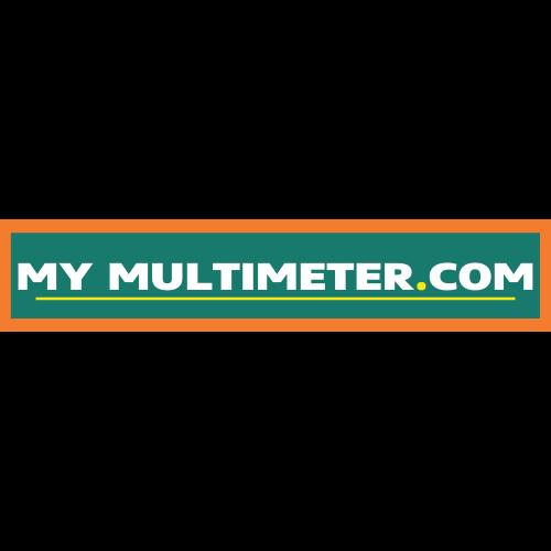 My Multimeter Logo V3 - Transparent