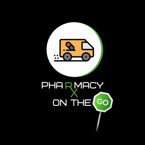 Pharmacy on the go logo